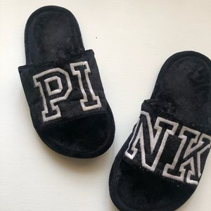 PINK Victoria's Secret Shoes - PINK Slippers!